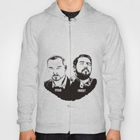 Simon Pegg & Nick Frost Hoody