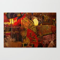 Asian Art Canvas Print