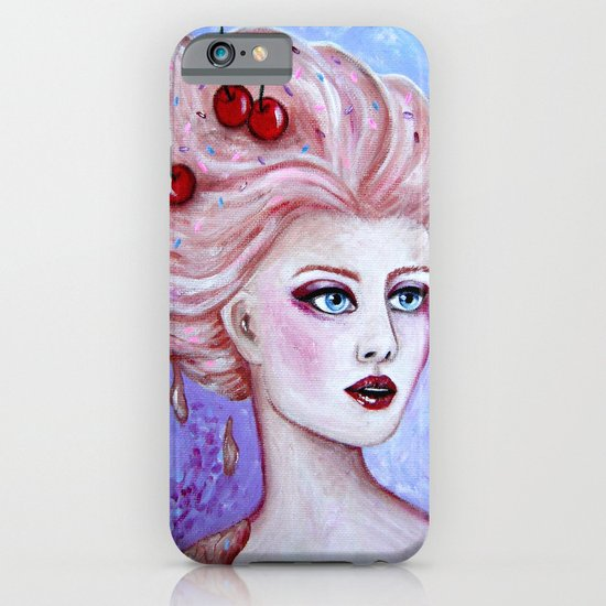 Susie Sundae iPhone & iPod Case