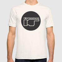 The Masterpoint Mens Fitted Tee Natural SMALL