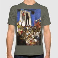 Animale Mens Fitted Tee Lieutenant SMALL