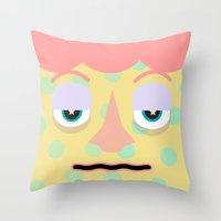 Dotty Magic Throw Pillow