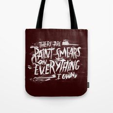 TV Casualty Tote Bag