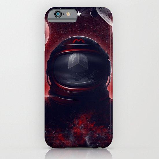 Super Mario Galaxy iPhone & iPod Case