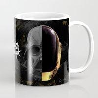 Darth Punk Mug