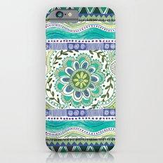 Boho Bloom Slim Case iPhone 6s