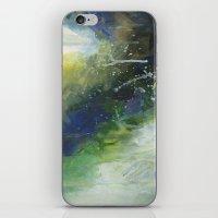 Galaxy No. 2 iPhone & iPod Skin