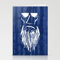 Old Man of the Woods Stationery Cards