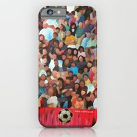 iPhone & iPod Case featuring The Spectacle by Betirri