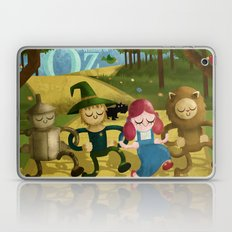 Wizard of Oz fan art Laptop & iPad Skin