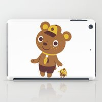Door To Door iPad Case