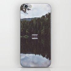 Cabin iPhone & iPod Skin