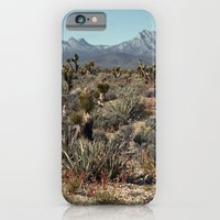 Cold Creek, Nevada iPhone 6 Slim Case