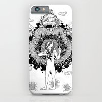 iPhone & iPod Case featuring Groundwalker by Travis Gillan