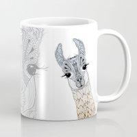 BABY LAMA (CRIA) Mug