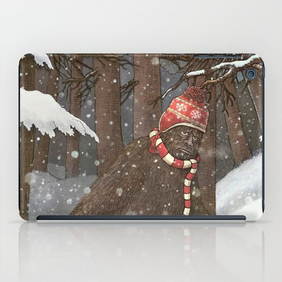 Everyone Gets Cold iPad Case