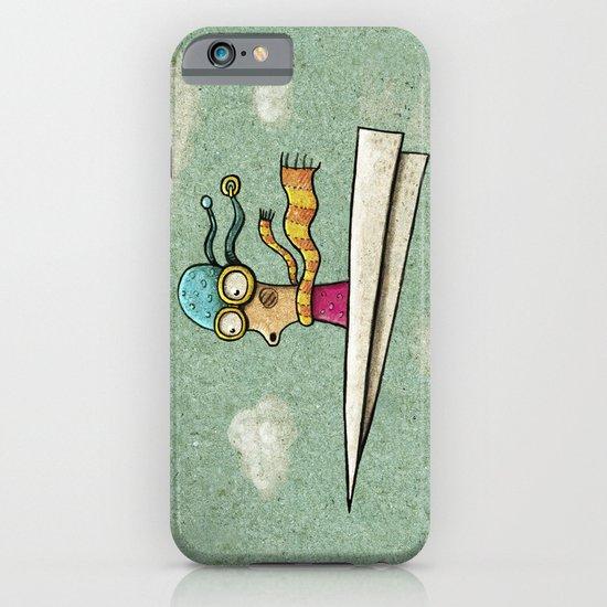 Paperplane2 iPhone & iPod Case