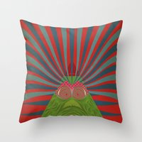 Phanatical Throw Pillow