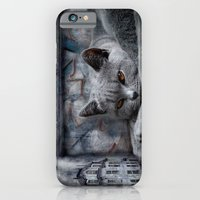iPhone & iPod Case featuring The Guardian by teddynash