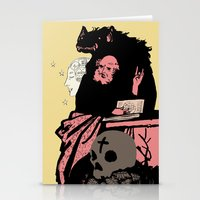 Black Magic #2 Stationery Cards