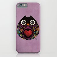 iPhone & iPod Case featuring Owls Hatch by Sandra Vargas