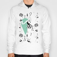 For The Sweet Tooth Hoody