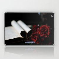 My Love Is Like A Red, R… Laptop & iPad Skin