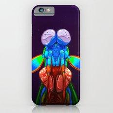 Intense Mantis Shrimp Slim Case iPhone 6s