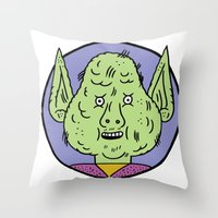 goblin Throw Pillow