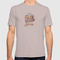 School Sailors Mens Fitted Tee Cinder SMALL