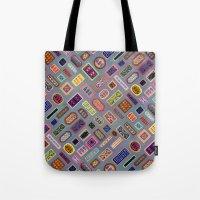 Multi-color Melody Tote Bag