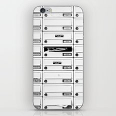 Mailbox Lotto iPhone & iPod Skin