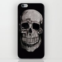 Keep smiling when your dead iPhone & iPod Skin