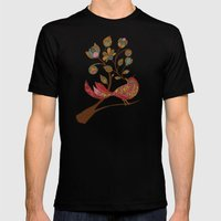 Babette Mens Fitted Tee Black SMALL