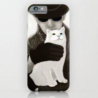 Cat And Alien iPhone 6 Slim Case