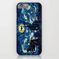 iPhone Cases featuring Starry Knight iPhone 4 4s 5 5c 6, pillow case, mugs and tshirt by Three Second
