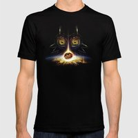 Majora's Mask Operation … Mens Fitted Tee Black SMALL