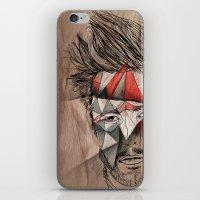 Men iPhone & iPod Skin