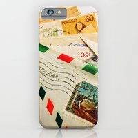 iPhone & iPod Case featuring All The Letters That I Wrote To You by Galaxy Eyes