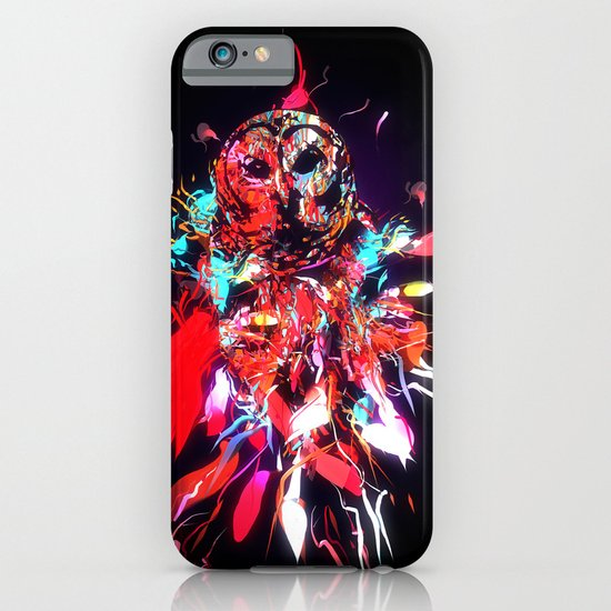 Bagoly iPhone & iPod Case