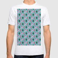 Jfivetwenty Tessellatio… Mens Fitted Tee Ash Grey SMALL