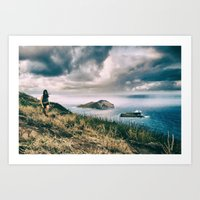 In Every Walk with Nature... Art Print