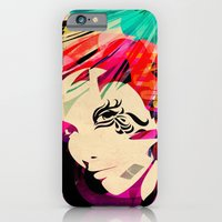 iPhone & iPod Case featuring pink by Irmak Akcadogan