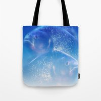 Pisces - Fishes Tote Bag