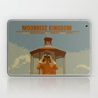Moonrise Kingdom Laptop & iPad Skin