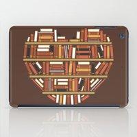 I Heart Books iPad Case