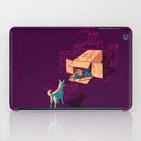 Halt! Who Goes There? iPad Case