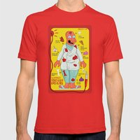 Dr. Zoidberg's Useless O… Mens Fitted Tee Red SMALL