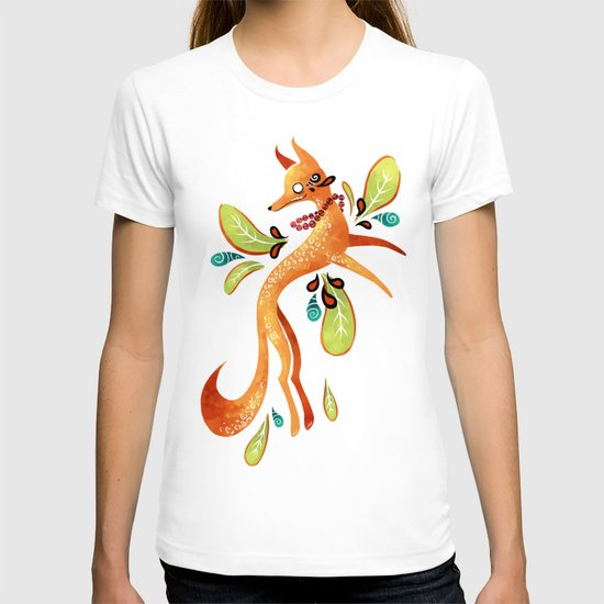 Autumn Fox T-shirt