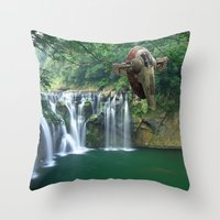 Another Bounty Throw Pillow